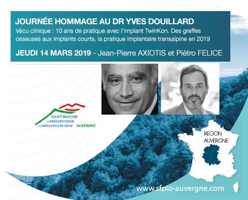 14 03 2019 Hommage au Dr Yves Douillard